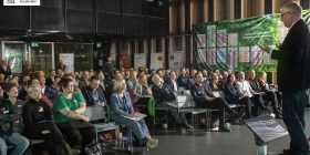 The photo is from February 4, 2020, when SCA held a final conference in BLOX in Copenhagen. Photo: Mikal Schlosser
